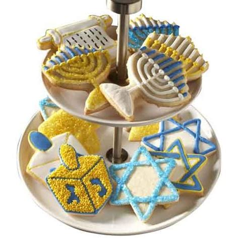 Kosher Cake Decorations by 73 Best Hanukkah Cookies Cakes Ideas Images On