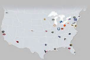 us map with nfl cities sidney crosby olympics nfl teams