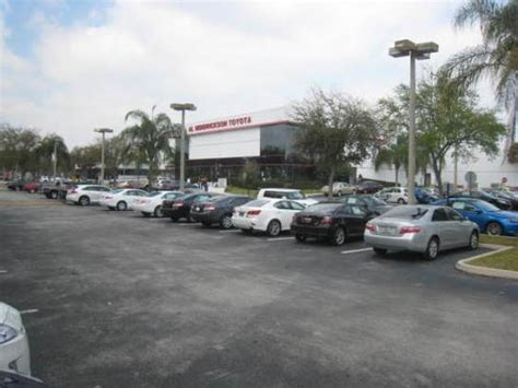 Toyota Al Hendrickson Al Hendrickson Toyota Car Dealership In Coconut Creek Fl
