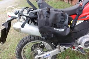 Motorrad Packtaschen Enduro by Motorrad Soft Packtaschen Test Motorradreisefuehrer De