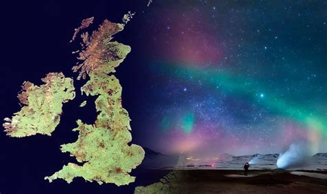 northern lights 2018 prediction northern lights 2018 in the uk best experienced during