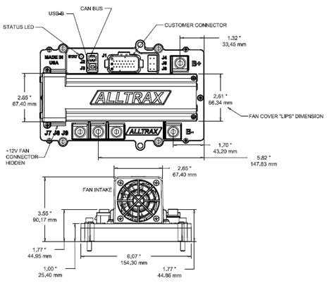 alltrax controller wiring diagram alltrax axe products