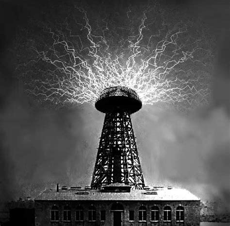 What Is Tesla Tower Teleforce Did Tesla A Anti War Weapon To