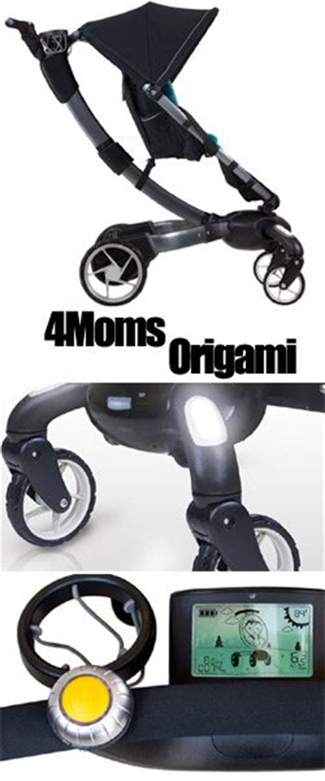 4moms Origami Stroller Reviews - baby gizmo spotlight review 4moms origami stroller