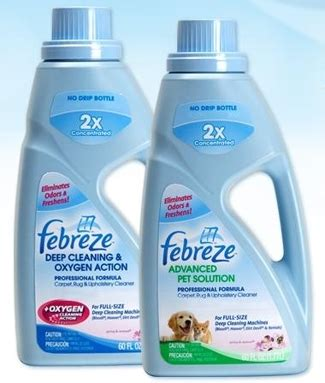 upholstery cleaning products reviews febreze advanced pet solution 2x concentrated carpet