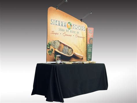 marketing table top displays val print fresno printing services creative marketing