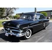 Midwest Car Exchange  1953 Ford Customline Tudor
