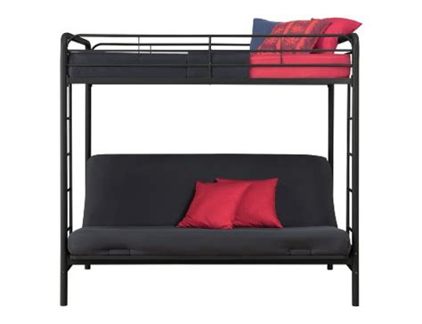 Black Futon Bunk Bed Dorel Home Products Futon Bunk Bed Black Buy In Uae Kitchen Products