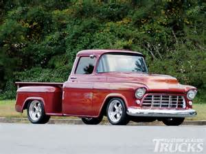 1956 chevy truck rod network