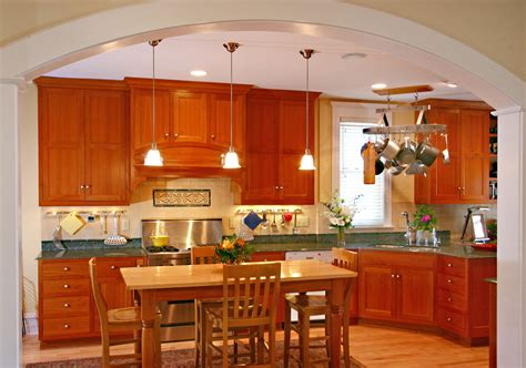 Paul S Kitchen by St Paul Update Carrigan Curtis Design Build