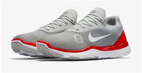what sneakers drop today wanna look like a buckeye new osu sneakers from nike drop