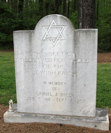 Bernhard H Mayer Estelle forest cemetery section historical