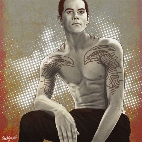 dylan o brien tattoo 102 best images about actor o brien stiles stilinski
