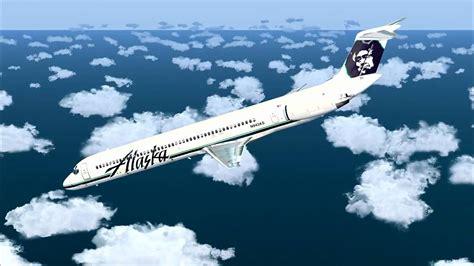 hd fs2004 alaska 261 air crash investigation cutting corners