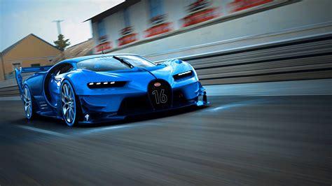 gran turismo bugatti vision gran turismo show car revealed at frankfurt