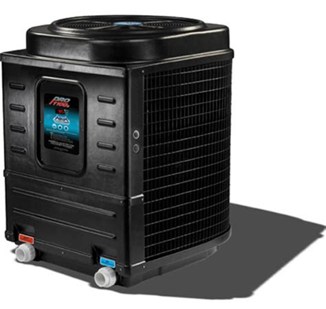 most efficient pool heaters for inground pools aqua pro in ground pool heat pump