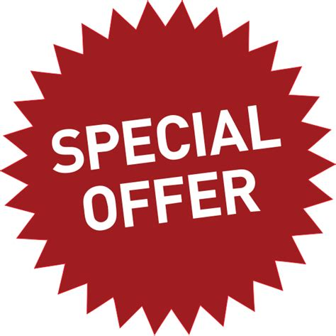 For Offer here are the special offers from unicorn trails