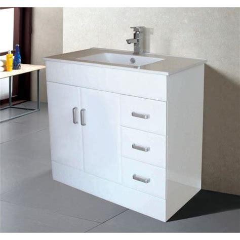 Novo B 90cm Vanity Temple Webster Bathroom Furniture Melbourne