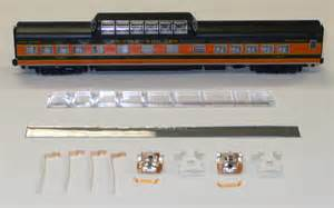 Athearn Passenger Car Lighting Kit Ho Model Layouts For Sale Ho Track Layouts