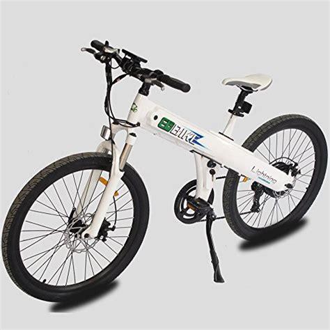 E Bike E Go by E Go 26 Quot Inch Electric Bike White Electric Bicycle City E