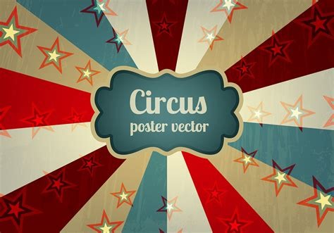 circus poster background vector   vector