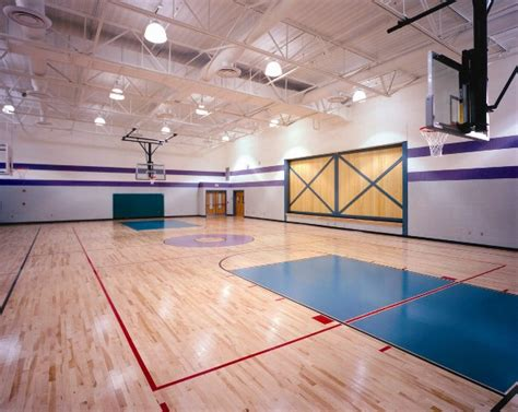 Home Interior Design Consultants Lanesborough Elementary Gymnasium Massachusetts