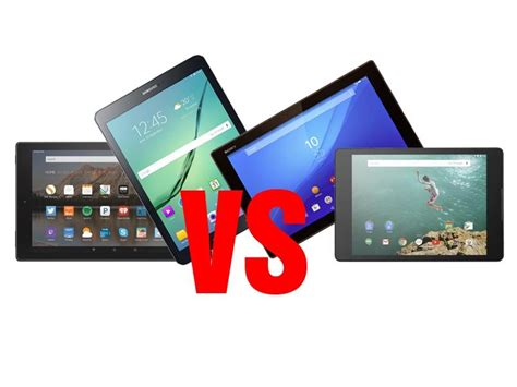 large screen android tablet best large screen android tablet hd vs nexus 9 vs samsung galaxy tab s2 9 7