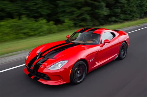 Dodge dodge viper reviews research new amp used models motor trend