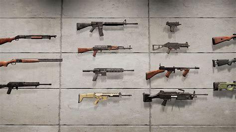 pubg best weapons pubg weapons playerunknown s battlegrounds