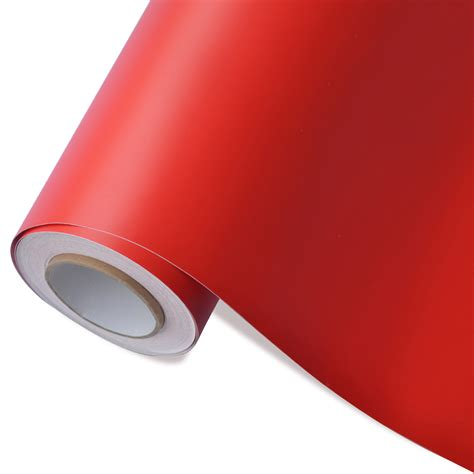 matt rot folie matt auto folie breite 152cm blasenfrei selbstklebend