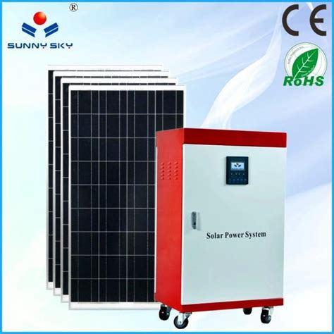 nesafe topic 5kw solar power plant price