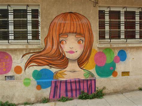 street art  valparaiso chile