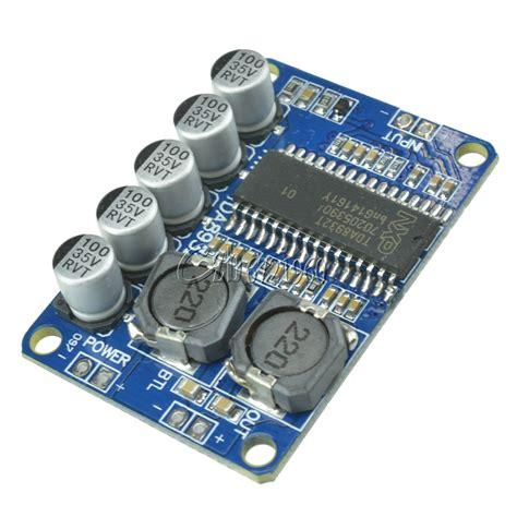 Diy Digital Lifier Board Tda8932 Mono 1 X 35w 35w tda8932 digital lifier board module mono low power stereo lifier ebay