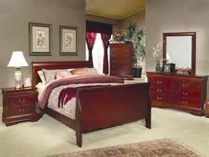 cherry wood furniture louis philippe bedroom set bedroom sets