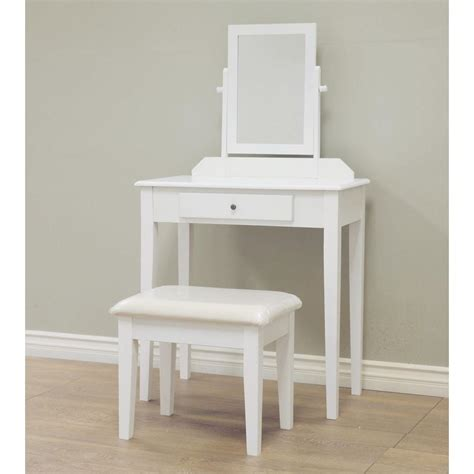 Home Depot Vanity Sets by Homecraft Furniture 3 White Vanity Set Mh203 Wh