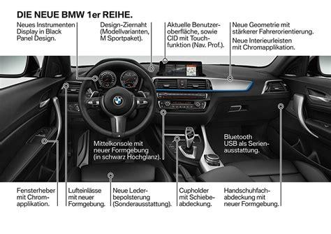 Bmw 2er Preisliste Juli 2017 by Die Neue Bmw 1er Reihe Update Des Facelift Modells Zum
