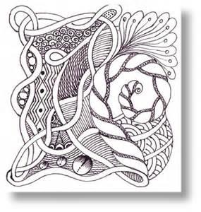 journey through zentangle art zentangle tiles