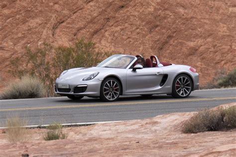 Erlk Nig Porsche by Erwischt Erlk 246 Nig Porsche Boxster Nackt Durch Die W 252 Ste