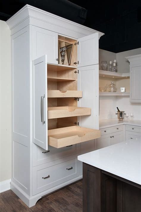kitchen pantry cabinet with drawers best 25 pull out pantry ideas on pinterest pull out