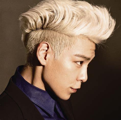 top bigbang haircut t o p profile all about korea