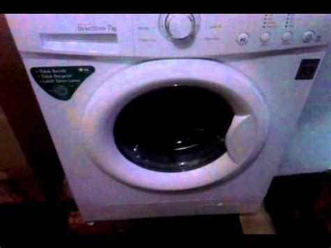 Mesin Cuci Lg Ts91vs belajar mengoperasikan mesin cuci lg 7kg