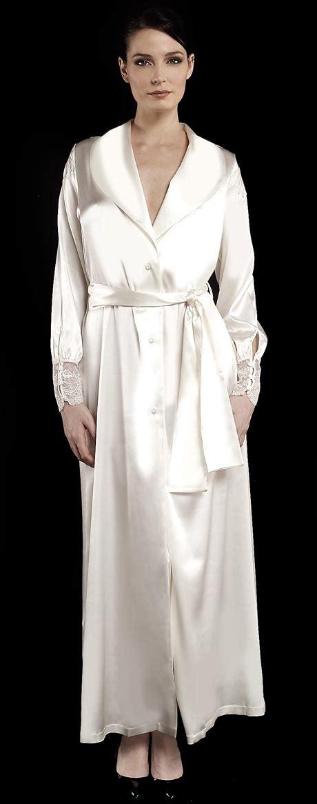 la perla robe silk robe by la perla silk and satin sleepwear