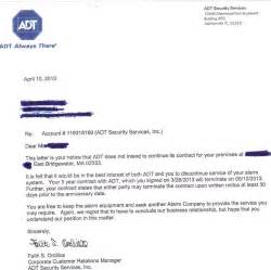 Complaint Letter Security Company Adt Attempted Murder Fraud Review 668345 Complaints Board