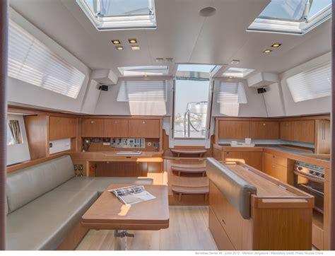 Sense Interior by Beneteau S Sense 46 Is West Coast Bound South Coast Yachts