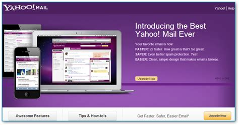 email yahoo service 10 of the best free email service providers
