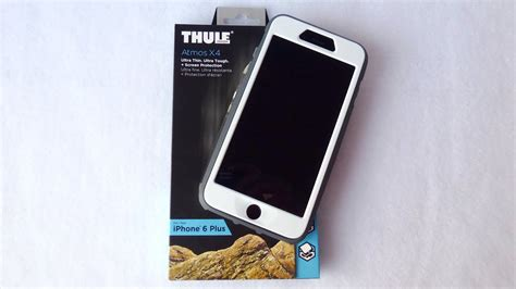 Thule For Iphone 6plus thule atmos x4 for iphone 6 plus almost