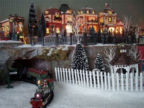 dept 56 snow display ideas department 56 display ideas water