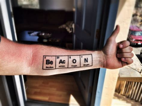 periodic table tattoo 133 best images about on watercolors