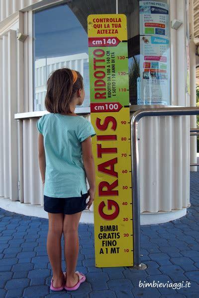ingresso aquafan aquafan con bambini ingresso bimbi e viaggi