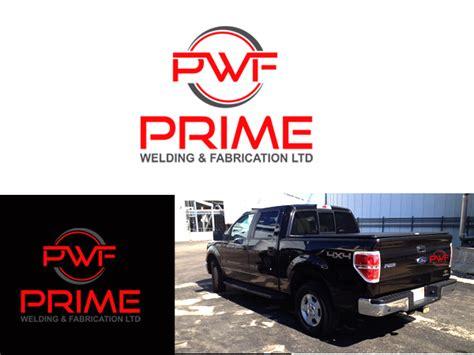 prime design graphix masculine bold logo design for prime welding and